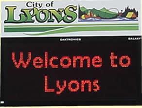 Lyons Oregon Map.About City Of Lyons